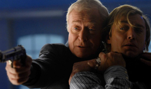 Sleuth- Michael Caine, Jude Law