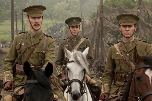 War Horse - Benedict Cumberbatch, Tom Hiddleston