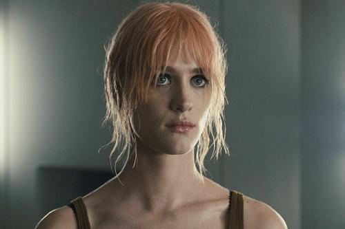 Blade Runner 2049- Mackenzie Davis