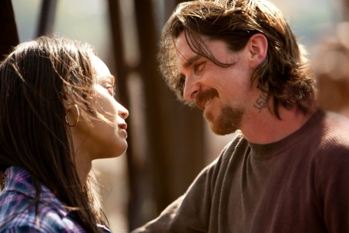 Out Of The Furnace - Zoe Saldana, Christian Bale