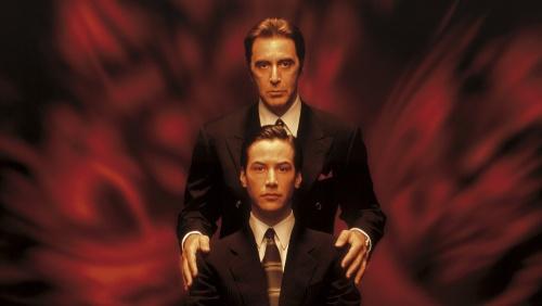 The Devils Advocate - Al Pacino, Keanu Reeves
