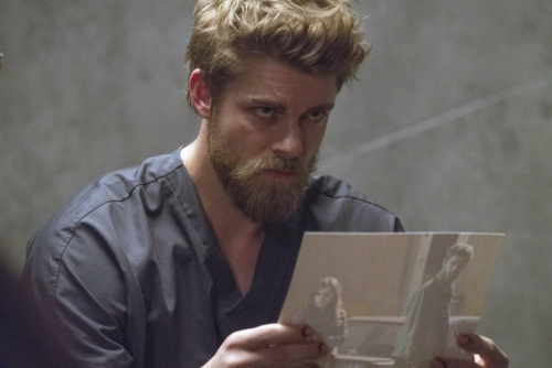 Blindspot - Luke Mitchell