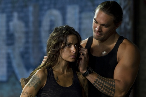 Bullet To The Head - Sarah Shahi & Jason Momoa