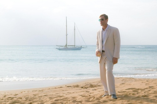 The Rum Diary - Aaron Eckhart