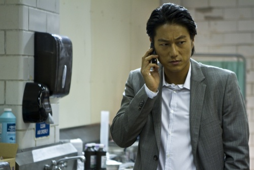 Bullet To The Head - Sung Kang