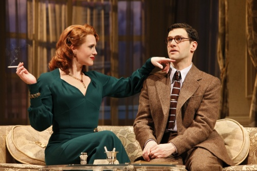 Lend Me A Tenor - Jennifer Laura Thompson, Justin Bartha