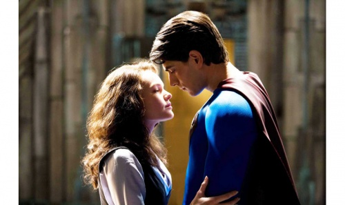 Superman Returns - Kate Bosworth, Brandon Routh