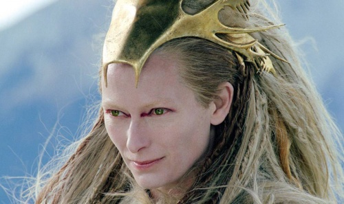 The Lion Witch, The Wardrobe - Tilda Swinton