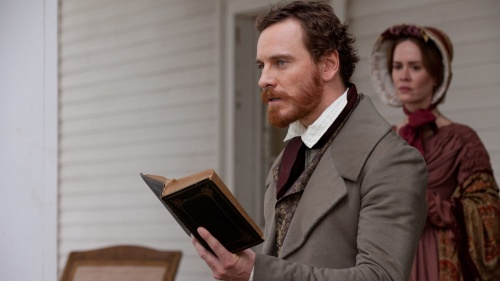 12 Years A Slave - Michael Fassbender