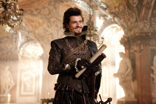 The Three Musketeers - Orlando Bloom