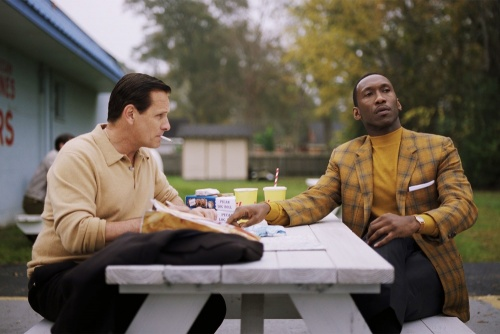 Green Book - Mahershala Ali