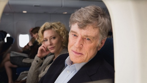 Truth - Cate Blancett & Robert Redford