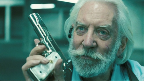 The Mechanic - Donald Sutherland