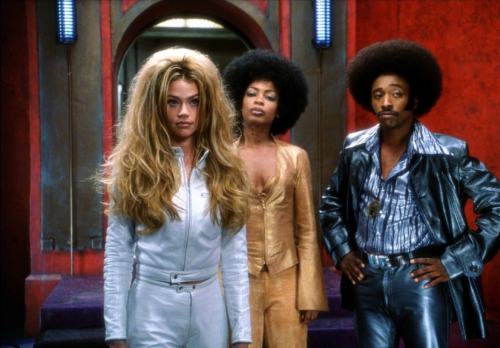 Undercover Brother - Denise Richards, Eddie Griffin, Aunjanue Ellis