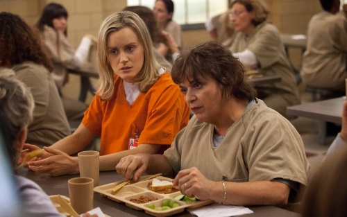 Orange Is The New Black - Taylor Schilling