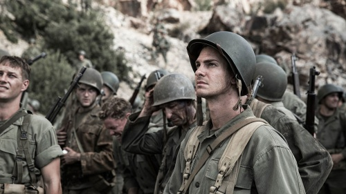 Hacksaw Ridge- Andrew Garfield