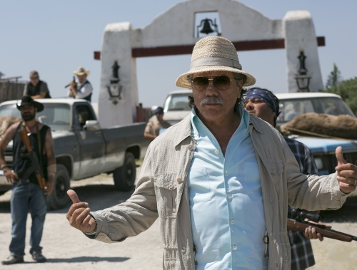 2 Guns - Edward James Olmos