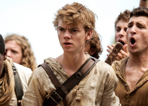The Maze Runner - Thomas Brody Sangster