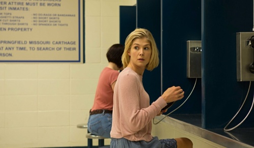 Return To Sender - Rosamund Pike