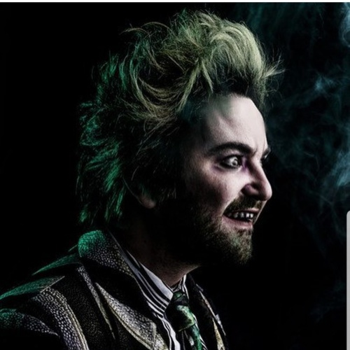 Beetle Juice - Alex Brightman