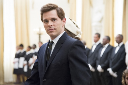The Butler - James Marsden