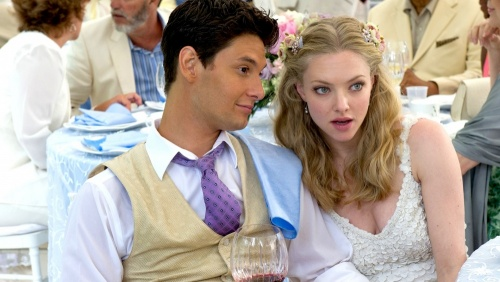 The Big Wedding - Ben Barnes, Amanda Seyfried