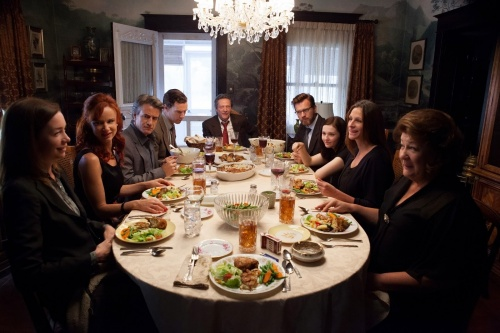 August-Osage County - Julianne Nicholson, Dermot Mulroney, Abigail Breslin, Margo Martindale