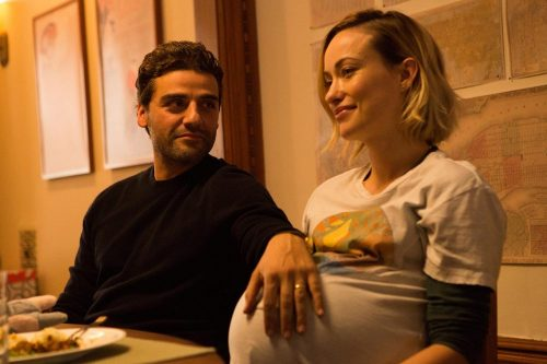 Life Itself- Oscar Isaac and Olivia Wilde