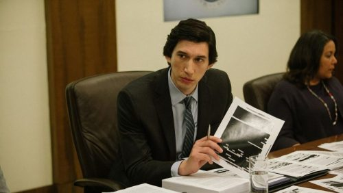The Report- Adam Driver