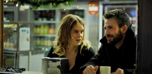 Before We Go- Chris Evans & Alice Eve