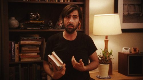 Listen Up Philip-Jason Schwartzman