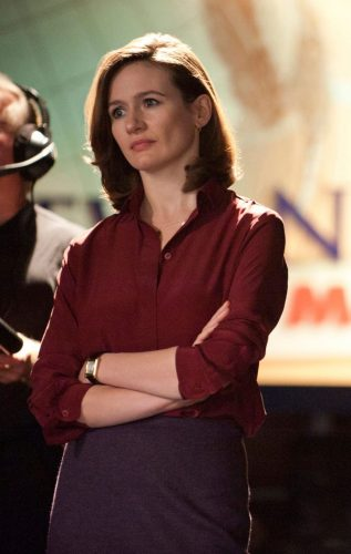 The Newsroom- Emily Mortimer