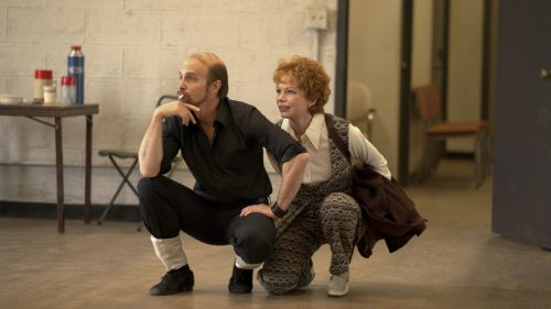 Fosse Verdon Wig Design- Sam Rockwell & Michella Williams