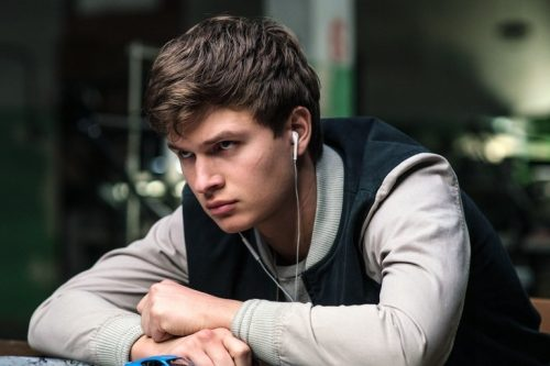 Baby Driver- Ansel Elgort