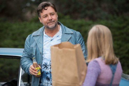 The Nice Guys- Russell Crowe