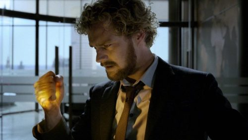 Iron Fist, Season 1- Finn Jones