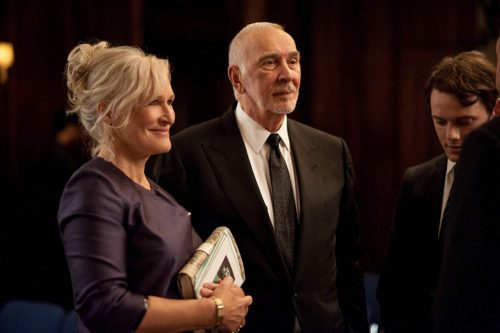5 to 7- Glenn Close & Frank Langella