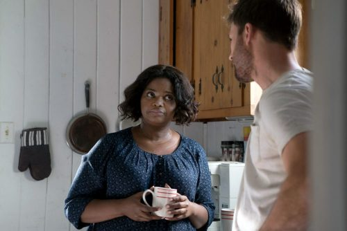 Gifted- Octavia Spencer