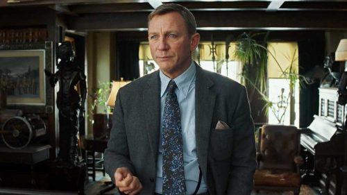 Knives Out- Daniel Craig