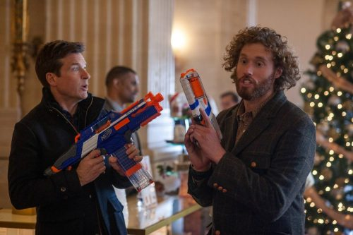 Office Christmas Party- Jason Bateman & T.J. Miller