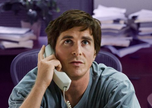 The Big Short- Christian Bale