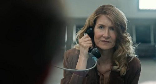 Trial By Fire- Laura Dern