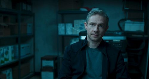 Black Panther- Martin Freeman