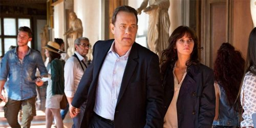 Inferno - Tom Hanks, Felicity Jones JPG