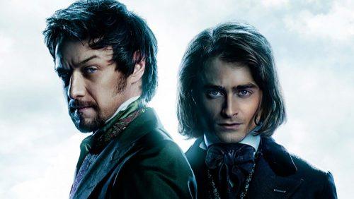 Victor Frankenstein - James McAvoy, Daniel Radcliffe
