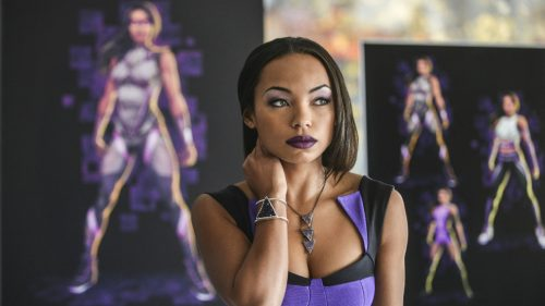 Powers- Logan Browning