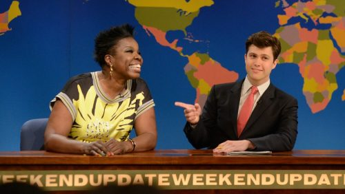 Saturday Night Live- Leslie Jones