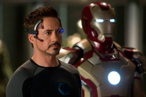 Iron Man 3- Robert Downey Jr