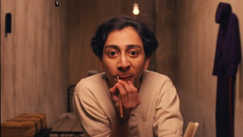 The Grand Budapest Hotel - Tony Revolori