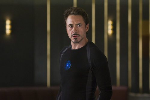 The Avengers- Robert Downey Jr